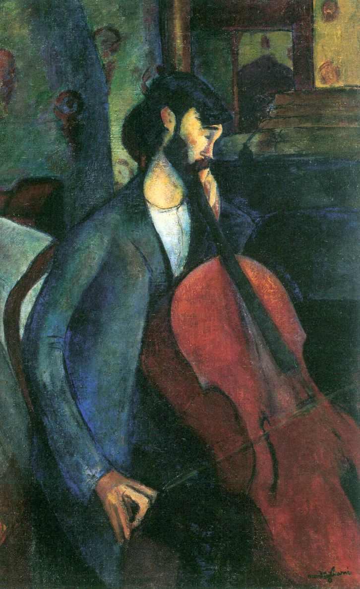 O Violoncelista