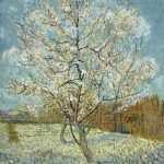 A Árvore de Pêssego Rosa (1888)