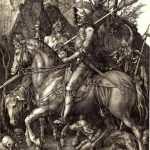 O Cavaleiro, a Morte e o Diabo (1515)