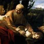 O Sacrifício de Isaac (1598)