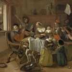 A Família Feliz (1668)