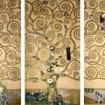 Árvore da Vida - Composição (3 Telas)