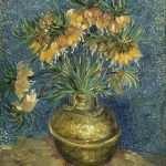 Fritilárias Coroa-imperial em Vaso de Cobre (1887)
