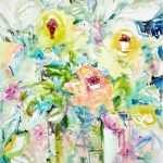 Flores em um Jarro de Cristal (2017)