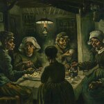 Os Comedores de Batata (1885)